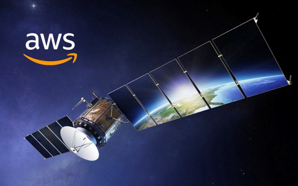 AWS Going To Space
