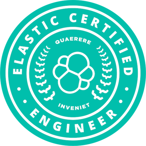 Elasticsearch Certification Badge